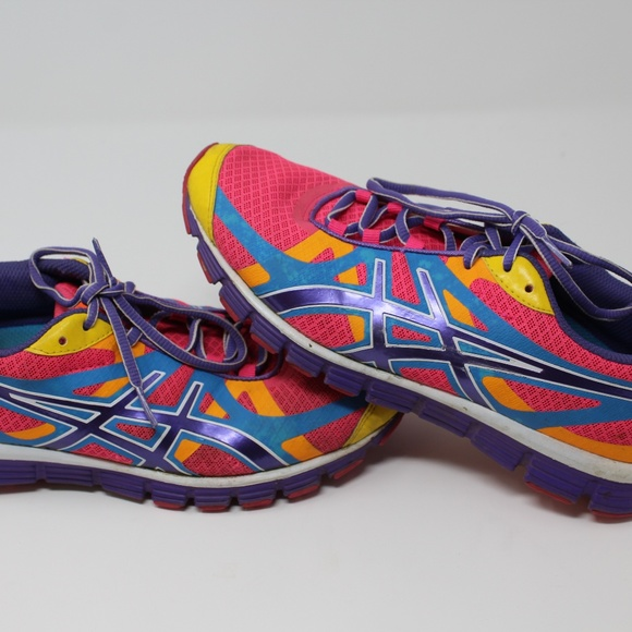 Asics Shoes - Asics Gel Extreme 33 Women's Running Shoes Size 8